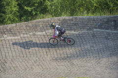 Training bmx, image 16 Royalty Free Stock Images