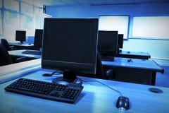IT Training - Classroom Royalty Free Stock Photos