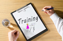 Training concept Stock Photos