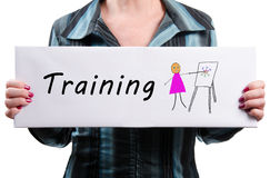 Training concept Stock Photo