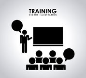 Training design Stock Photo