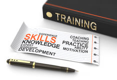 Training and development Stock Images