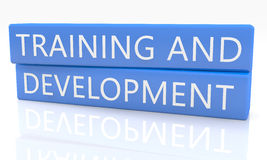 Training and Development Royalty Free Stock Photos