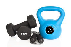 Training equipment Royalty Free Stock Image