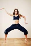 Training Exercise Stock Photo