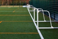 Training ground Stock Photography