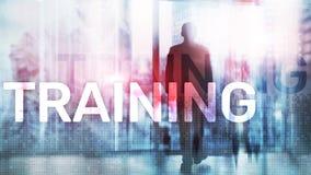 Training Persönliche Entwicklung Geschäft und Bildung, E-Learning-Konzept vektor abbildung