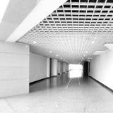 Training room corridor Stock Images