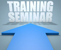 Training Seminar Royalty Free Stock Photography