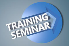 Training Seminar Royalty Free Stock Photo