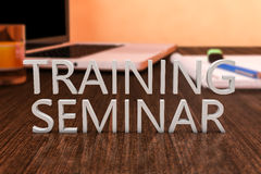 Training Seminar Royalty Free Stock Images