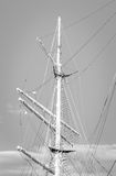 Training ship Gorch Fock Royalty Free Stock Images