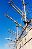 Training ship Gorch Fock Stock Images