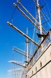 Training ship Gorch Fock Stock Images