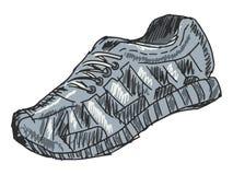 Training shoes Royalty Free Stock Photo