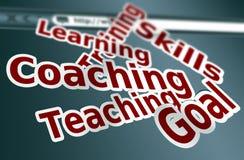 Training skill Royalty Free Stock Image