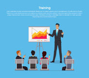 Training Staff Briefing Royalty Free Stock Photography
