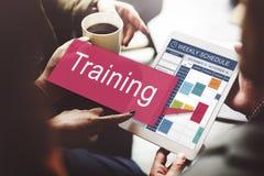 Training Train Coaching Ability Inspire Ideas Concept Stock Image