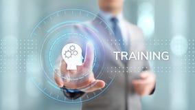 Training webinar Business development education concept on screen. Training webinar Business development education concept on screen stock photos