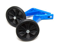 Training wheels Stock Photos
