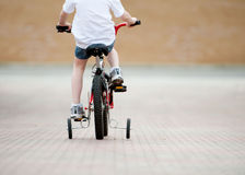 Training wheels Royalty Free Stock Photography