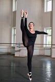Trainingsballerina Lizenzfreie Stockfotografie