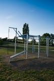 Trainingsspielplatz für das Bodybuilden Lizenzfreies Stockfoto