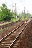 Trainline 1 Royalty Free Stock Photo