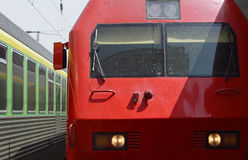 Trains Stock Photography