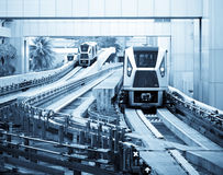 Trains Royalty Free Stock Images