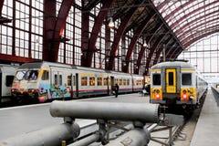 Trains Royalty Free Stock Photo