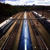 trains Image stock