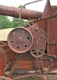 Trains de Husker de maïs Photos libres de droits