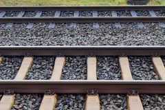 Trains, railroads and trains in germany stock image