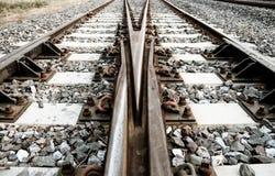 Trainscape royaltyfria foton
