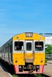 Trainsit diesel Image stock