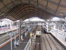 TrainStation imagenes de archivo