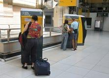 Traintickets Stock Photography