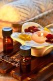 Traitement d'Aromatherapy photo stock