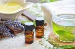 Traitement d'Aromatherapy photo libre de droits
