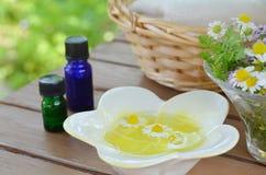 Traitement d'Aromatherapy photos stock