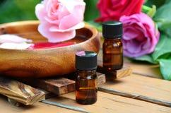 Traitement d'Aromatherapy image stock