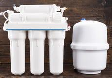 Traitement de l'eau d'osmose image libre de droits