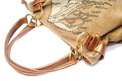 Traitement de sac à main photo stock