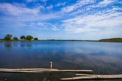 Traitement des eaux usées Thaïlande Photos stock