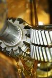 Traitement du métal Images stock