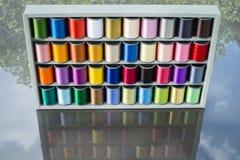 Traitements différés colorés d'amorçage Photographie stock libre de droits