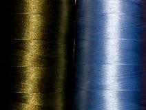 Traitements différés colorés des amorçages Image libre de droits