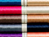 Traitements différés colorés des amorçages Photo libre de droits