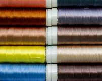 Traitements différés colorés des amorçages Images libres de droits